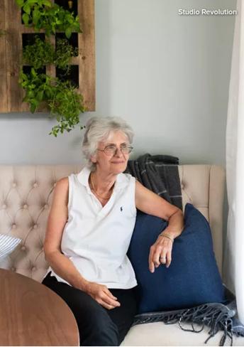A hölgy csupán egy új kanapéra számított, azonban egy teljesen új lakást kapott a szülőktől