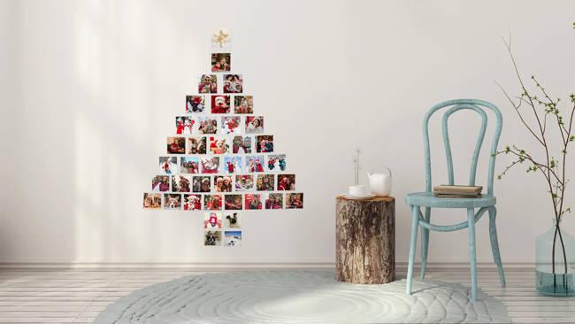 Fénykép karácsonyfa