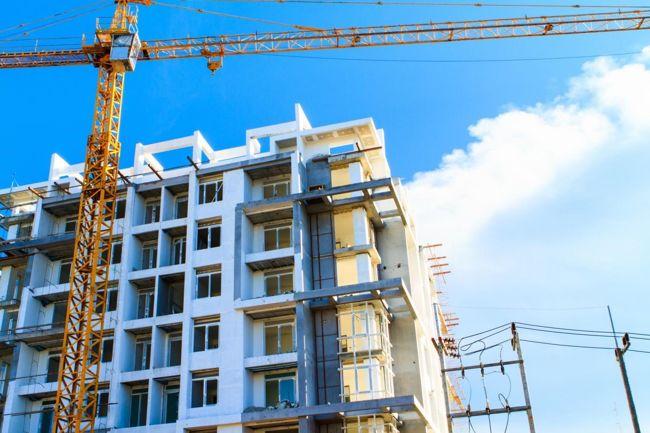 A csok hatására az építkezések száma is megnőtt