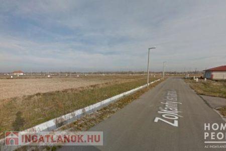Eladó  telek/földterület Szeged, 13.462.500 Ft, 1.077 m<sup>2</sup>