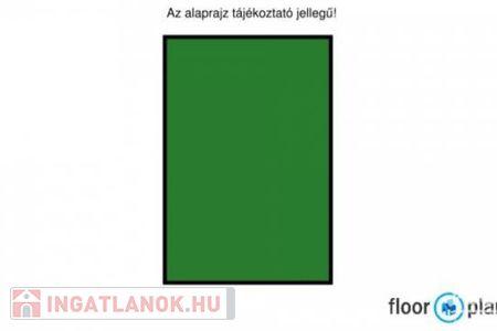 Eladó  telek/földterület Sándorfalva, 5.999.990 Ft, 1.005 m<sup>2</sup>
