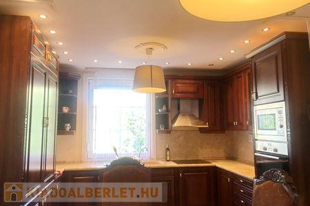 Albérlet, kiadó lakás Budapest II. ker, Törökvész, 2.850 €/hónap, 165 négyzetméter