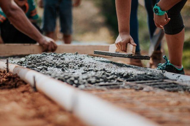 Az építőipari szakmunkások megtartása is nehezebb lehet jövőre