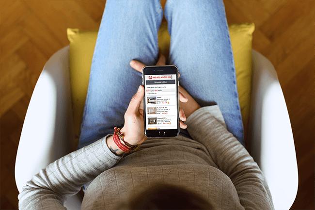 ingatlanok.hu babaváró hitel információ