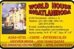 World Build 2002 Ingatlaniroda - Dunakeszi