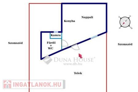 Eladó  ház Budapest XXI. ker, 9.500.000 Ft, 38 négyzetméter