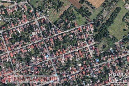 Eladó  telek/földterület Szeged, 5.800.000 Ft, 460 m<sup>2</sup>