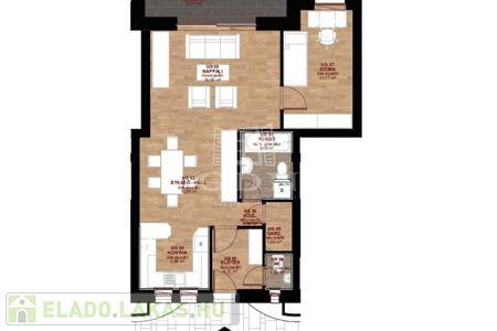 Eladó  lakás Miskolc, 40.300.000 Ft, 66 négyzetméter