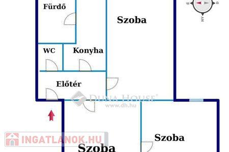 Eladó  lakás Budapest X. ker, 33.000.000 Ft, 68 négyzetméter