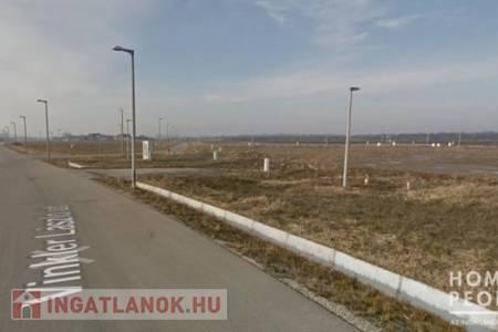 Eladó  telek/földterület Szeged, 18.706.000 Ft, 940 m<sup>2</sup>