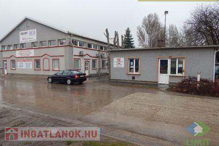 Eladó  ipari ingatlan Szeged, Iparváros, 350.000.000 Ft+ÁFA, 2.320 négyzetméter