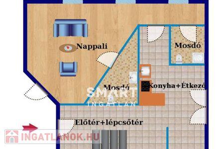 Eladó  ház Törökbálint, 37.500.000 Ft, 181 négyzetméter