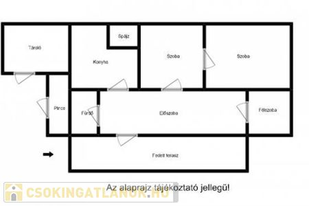 Eladó  ház Szeged, 20.499.000 Ft, 90 négyzetméter