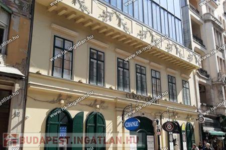 Kiadó  iroda/üzlethelyiség Budapest V. kerület, 50.000 €/hónap, 2.161 négyzetméter