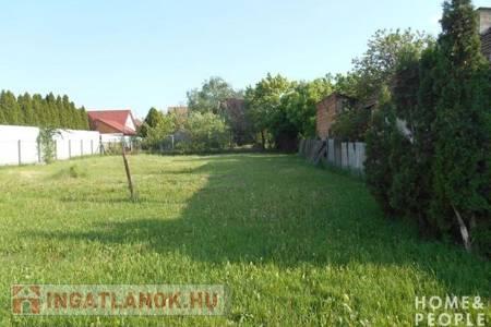 Eladó  telek/földterület Szeged, 18.990.000 Ft, 900 m<sup>2</sup>