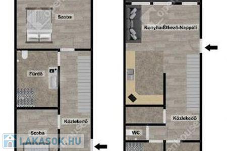 Eladó  lakás Eger, 51.324.000 Ft, 98 négyzetméter