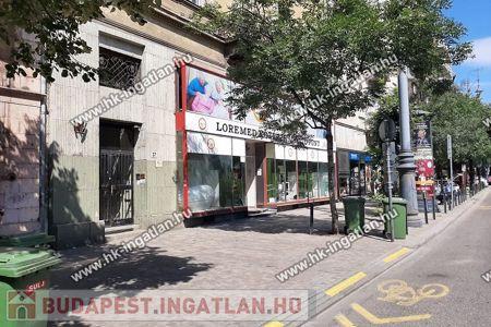 Kiadó  iroda/üzlethelyiség Budapest V. kerület, 5.700 €/hónap, 440 négyzetméter